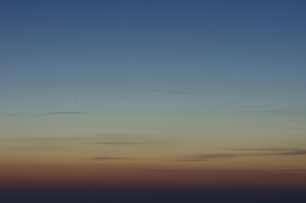 Comète dans le doubs Comete2
